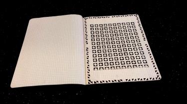 Pattern Moleskine 1