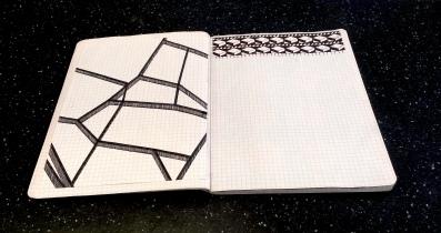 Pattern Moleskine 2