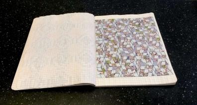 Pattern Moleskine 4