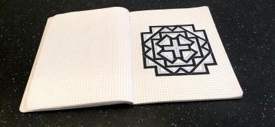 Pattern Moleskine 6