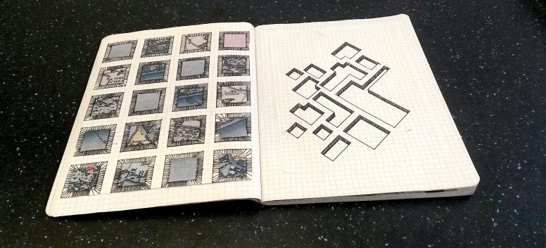 Pattern Moleskine 7