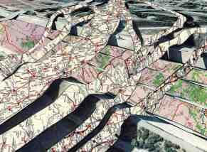 Google Earth Distortion 2